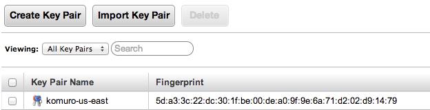 Kaypairで作成/取り込んだ鍵のフィンガープリントが違うと思った場合