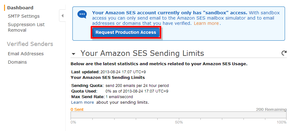 営業でも簡単!Amazon SESの基本設定