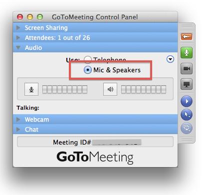 GoToMeetingを使ってウェブ会議する時に知っておくべき3つの事