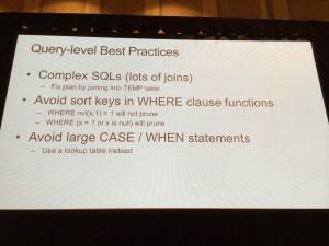 AWS re:invent2014 〜 ペタバイトクラスデータのRedshift移行事例