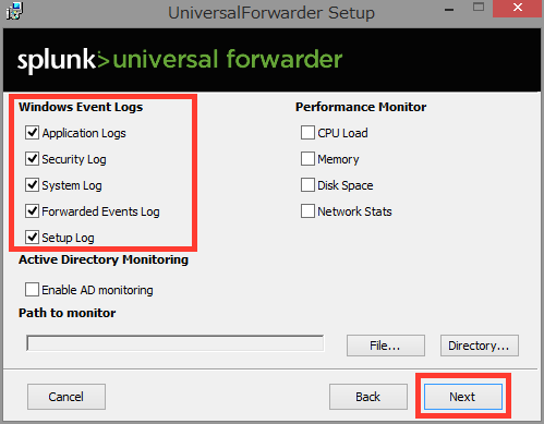Splunk-Forwarder-#5