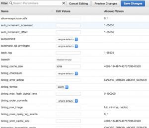 AWS CLIでDBパラメータグループをコピーする