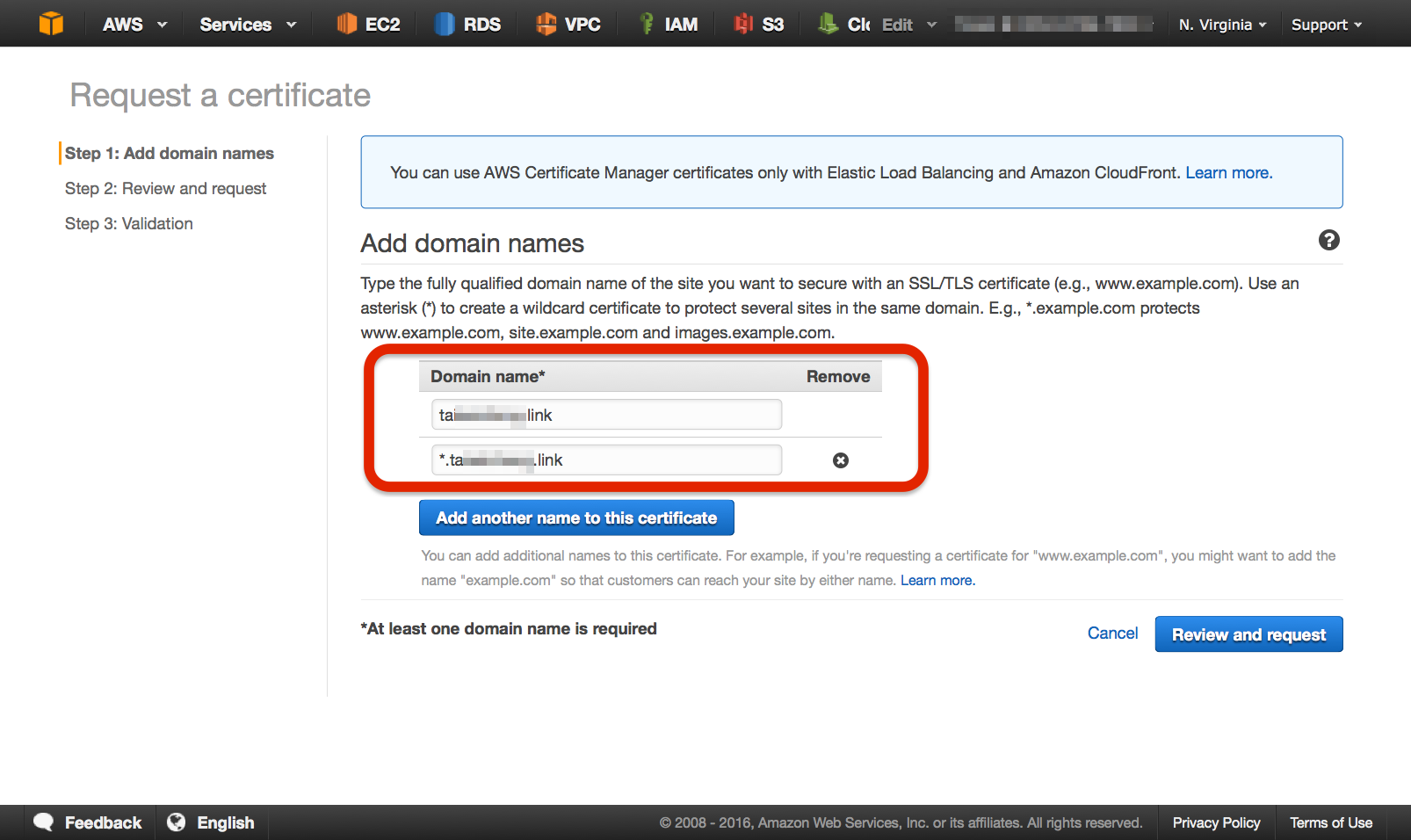 Aws certificate managerssl aws 1betcityfo Gallery